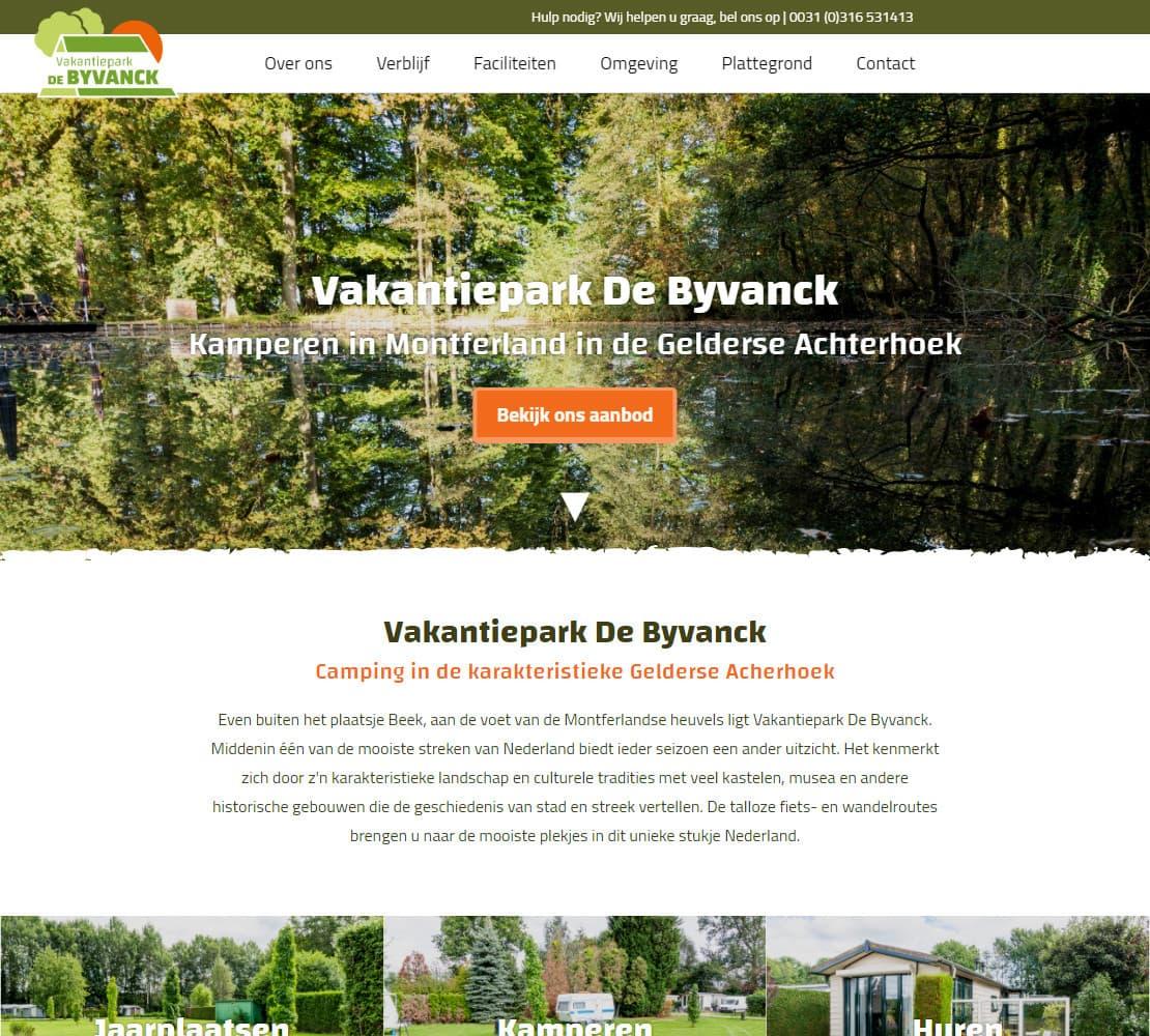 Vakantiepark De Byvanck