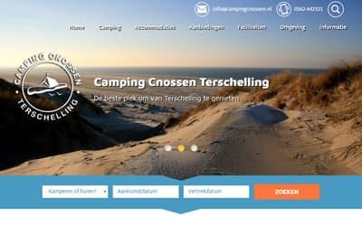 Camping Cnossen Terschellilng