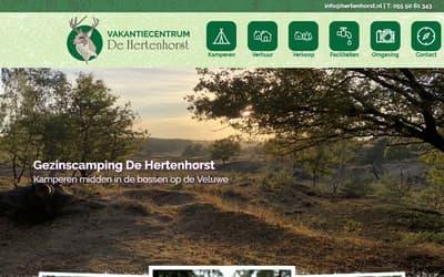 Vakantiecentrum De Hertenhorst