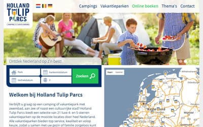 Holland Tulip Parcs