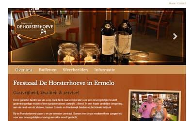 Feestzaal De Horsterhoeve
