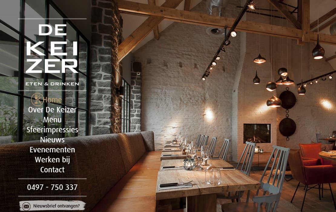 Restaurant De Keizer Eersel