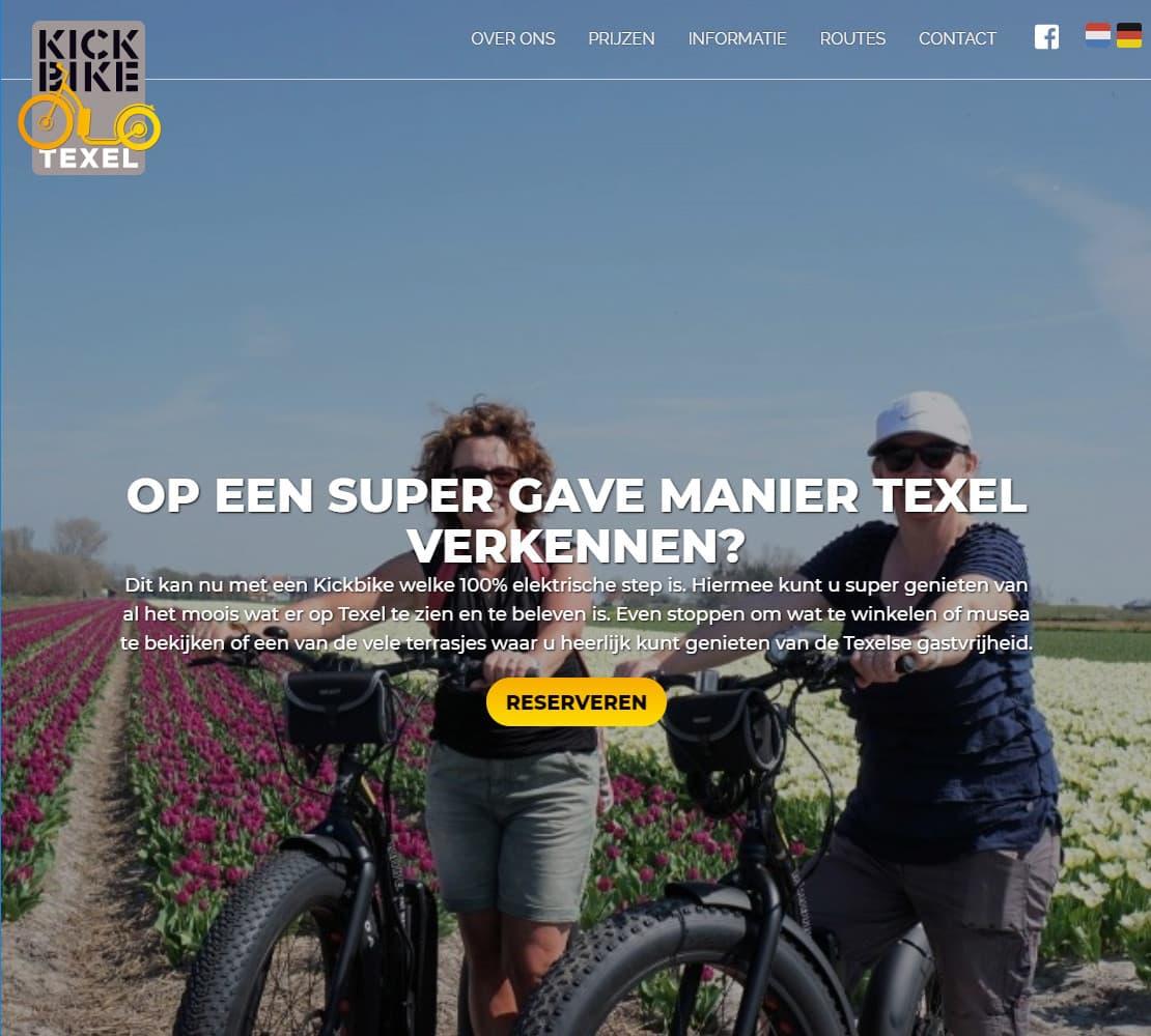 Kickbike Texel