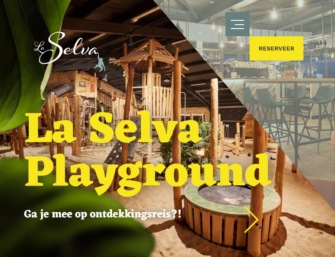 La Selva Playground en Food & Drinks