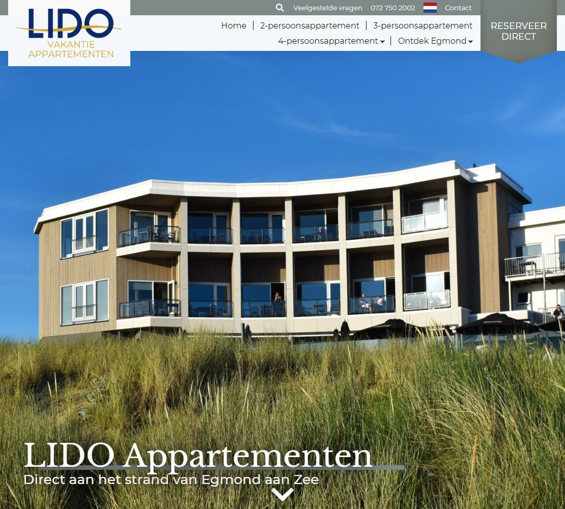 LIDO Appartementen