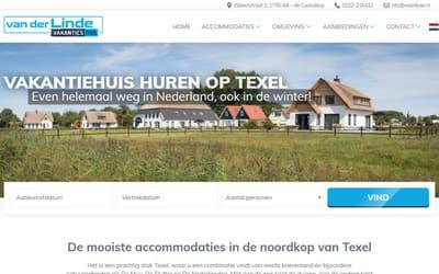 Van der Linde Vakanties Texel