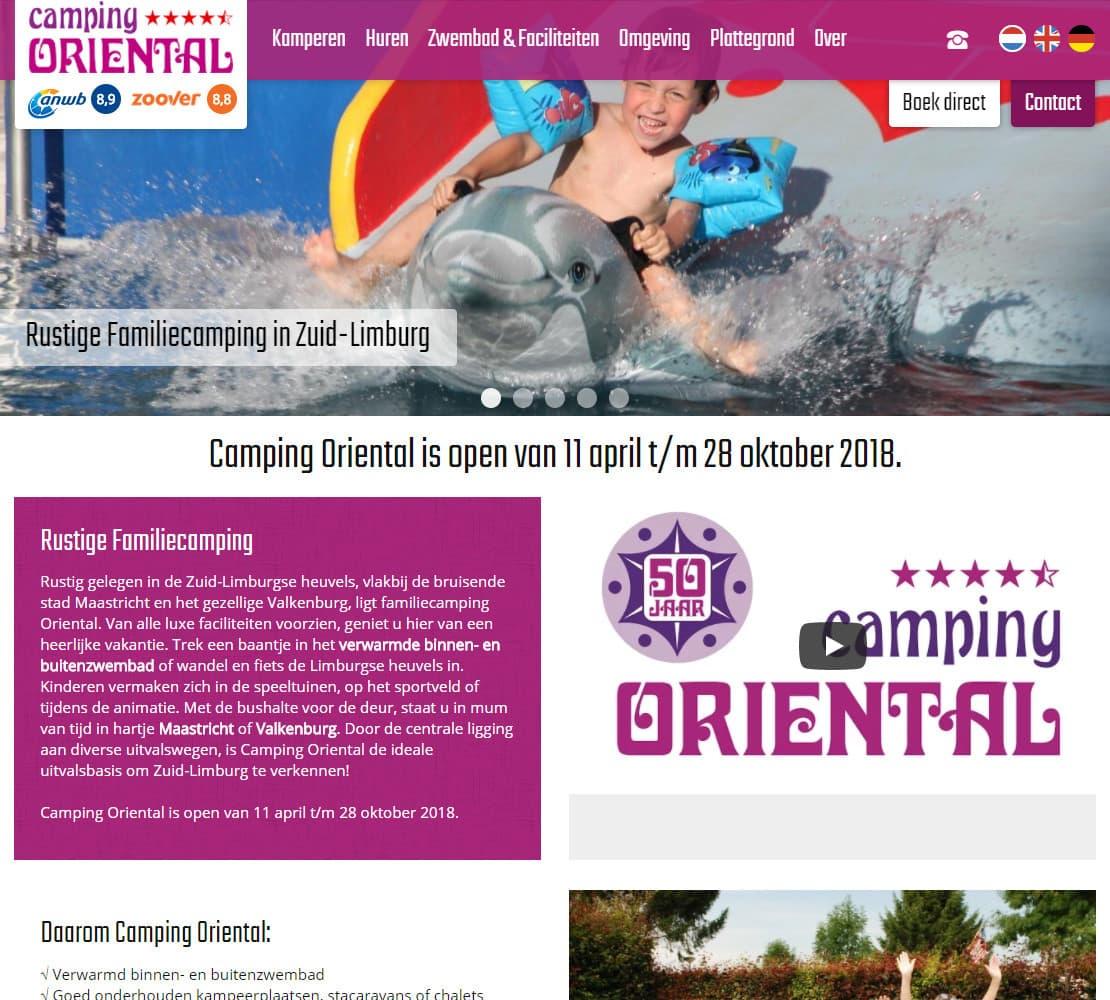 Camping Oriëntal