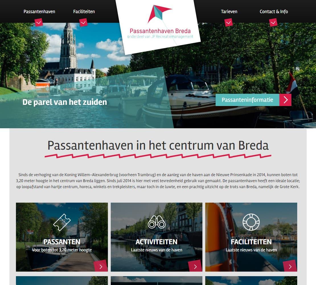 Passantenhaven Breda