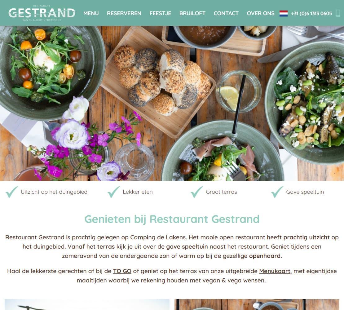 Restaurant Gestrand