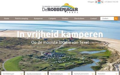 Duinpark & Camping De Robbenjager
