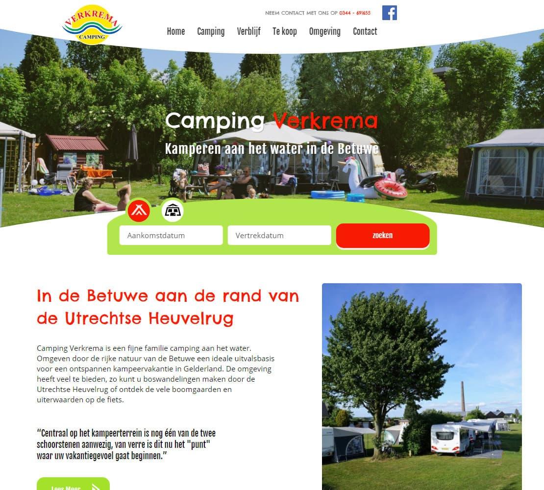 Camping Verkrema
