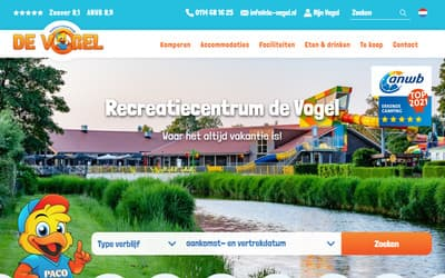 Recreatiecentrum de Vogel