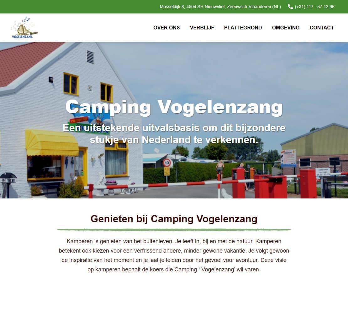 Camping Vogelenzang