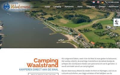 Camping Waalstrand